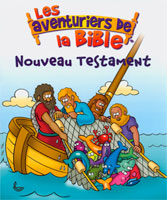 9782850316883, les, aventuriers, de, la, bible, nouveau, testament, nt, the, beginner's, bible, new, testament, kelly, pulley, éditions, llb, la, ligue, pour, la, lecture, de, la, bible