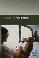 9782850317965, écoute le silence, maggie robbins