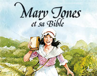 9782850318245, mary jones, bible