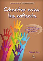9782850318597, chanter, enfants, gilbert joss