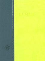 9782853004725, la, bible, parole, de, vie, format, poche, couverture, reliure, souple, semi-rigide, bleu, marine, jaune, vert, sans, deutérocanoniques