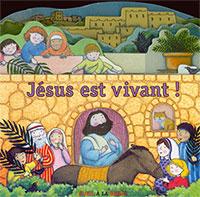 9782853005449, jésus, vivant, tracey moroney