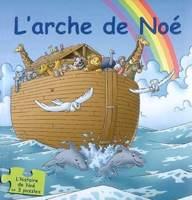9782853005890, l'arche, de, noé, l'histoire, en, trois, 3, puzzles, éditions, biblio, sbf, société, biblique, française