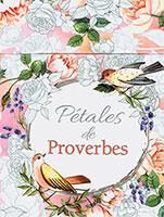 9782853006781, pétales, proverbes, cartes