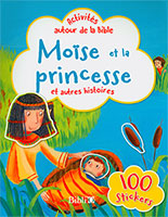 9782853007276, moïse, princesse, vic parker