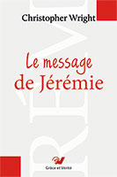 9782853310697, commentaire, jérémie, christopher wright