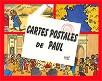 9782863141977, cartes postales, paul