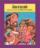 enfants, moins, trois, ans, histoires, bibliques, jesus, amis, rikkers, farel, 9782863142042