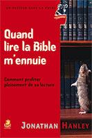 9782863143285, lire, bible, jonathan hanley