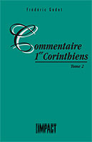 9782890820456, 1 corinthiens, frédéric godet