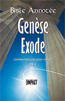 9782890820517, genèse, exode, frédéric godet