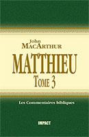 9782890821651, matthieu, commentaire, macarthur