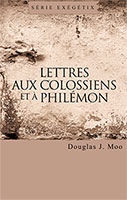 9782890822566, colossiens, philémon, douglas moo