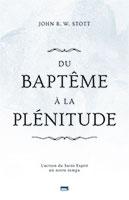 9782890822863, baptême, plénitude, saint-esprit