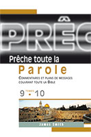 9782895761709, parole, commentaires, james smith