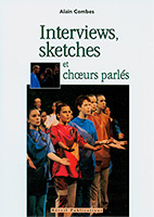 9782902916917, interviews, sketches, choeurs