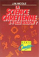 sectes, science, chretienne, nicole