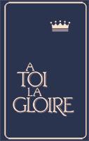 9782903100163, à, toi, la, gloire, recueils, couverture, rigide, bleue, éditions, ibn, institut, biblique, de, nogent-sur-marne, cantiques, chants, musiques