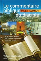 9782904361135, commentaire, disciple, william macdonald