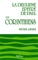 9782904407130, commentaire, corinthiens, peter jones