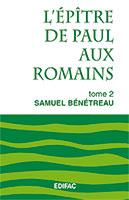 9782904407239, commentaire, romains, samuel bénétreau