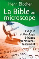 9782904407475, bible, exégèse, henri blocher