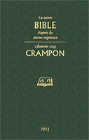 9782904770999, sainte bible, augustin crampon