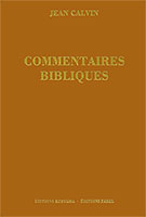 9782905464132, commentaire, thessaloniciens, jean calvin