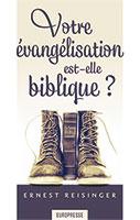 9782914562461, évangélisation, biblique, ernest reisinger