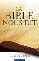 9782914562614, la, bible, nous, dit, rienk, kuiper, éditions, europresse