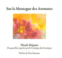 9782918469223, montagne, aromates, nicole dupont