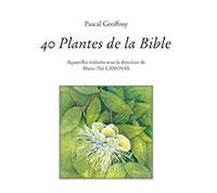 9782918469650, plantes, aquarelles, pascal geoffroy