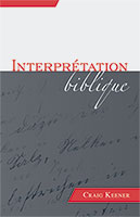 9782924743034, interprétation biblique, craig keener