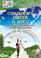 9782940413324, obéir à dieu, cahier d'activités