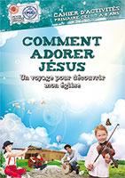 9782940413348, adorer jésus, cahier d'activités