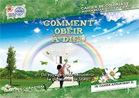 9782940413362, obéir à dieu, cahier de coloriage
