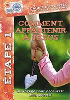 9782940413409, appartenir à jésus, cahier d'activités