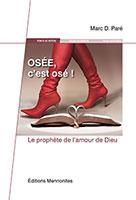 9791091090032, osée, prophète, amour