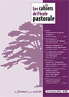 CEP100, cahiers, école pastorale