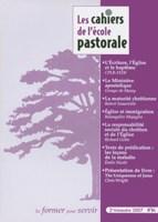 CEP64, cahiers, école pastorale