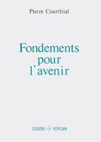 fondements, avenir, pierre courthial
