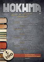 HOK100, hokhma, revue théologique