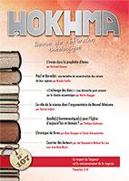 HOK107, hokhma 107, revue théologique