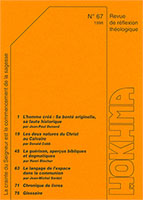 HOK67, hokhma, calvaire, guérison, communion