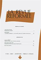 revue réformée 245
