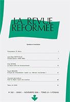 revue réformée 252