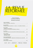 revue réformée 257