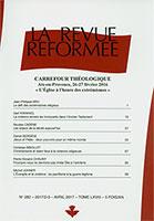 revue réformée, jean-philippe bru, gert kwakkel