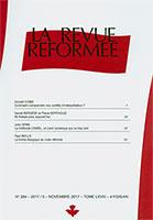 revue réformée, donald cobb, daniel bergèse