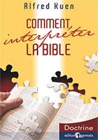9782828700423, interpréter, bible, herméneutique